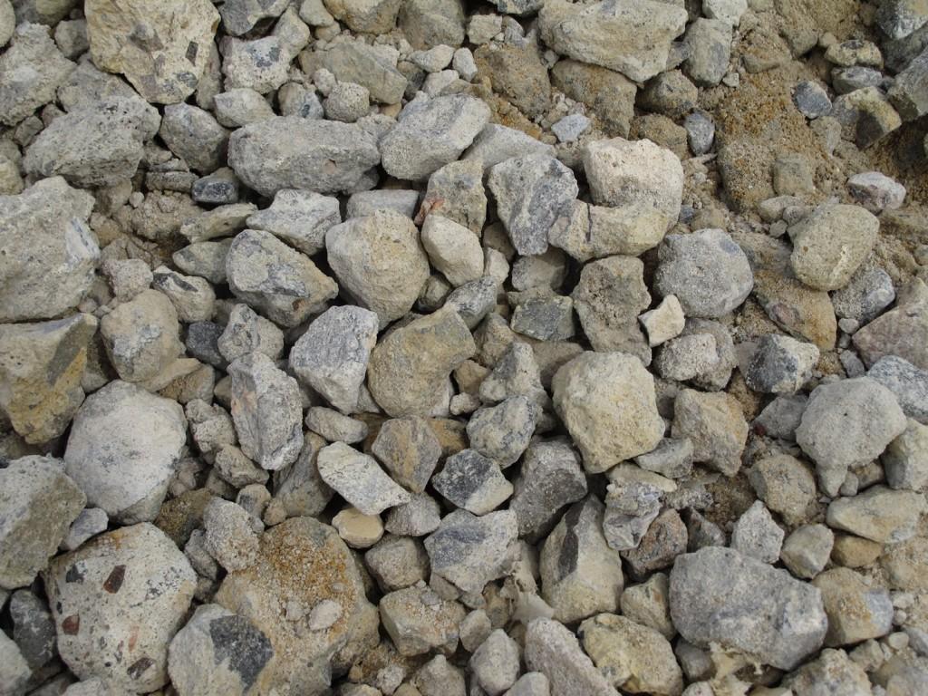 Crushed Concrete At Full Circle Aggregates