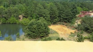 We operate along many of nature's ponds and lakes in our area for high-quality sand, gravel, topsoil, and concrete.